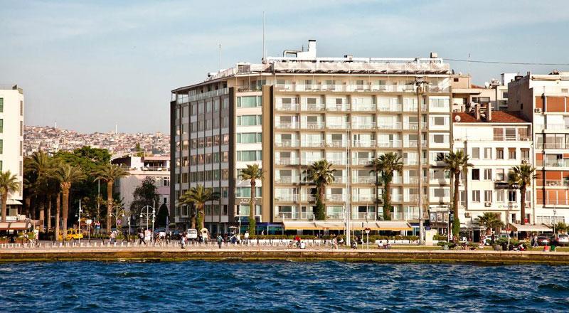İzmir Palas Oteli