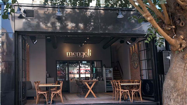İzmir Mengoli Burgers Steak Fries