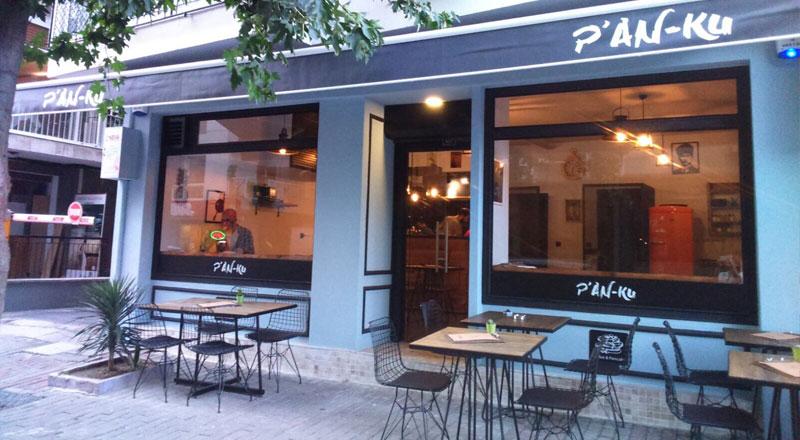 İzmir P'an-ku Pancake