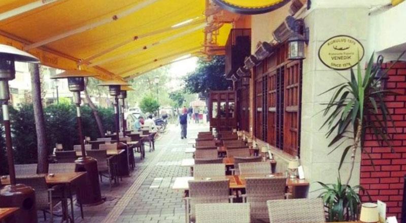 İzmir Ristorante Pizzeria Venedik