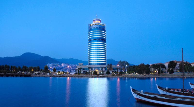 Wyndham Grand İzmir Ozdilek – Balçova