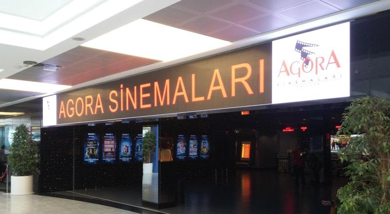İzmir Agora Sineması