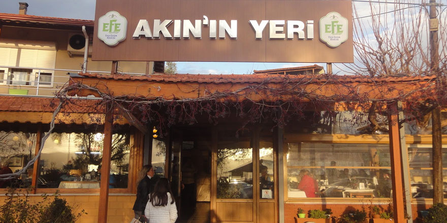 İzmir Akın'ın Yeri Balık Restoran