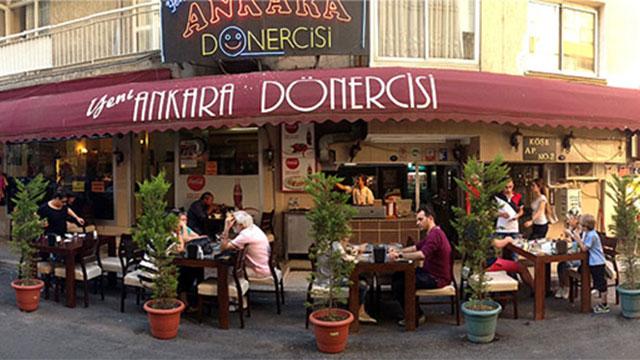 İzmir Ankara Dönercisi