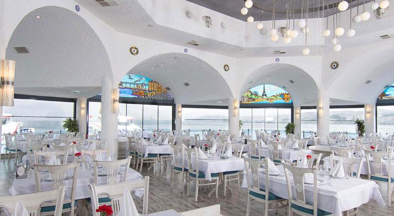 İzmir Boğaziçi Restoran