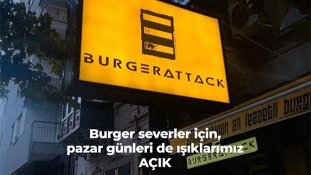 İzmir Burger Attack