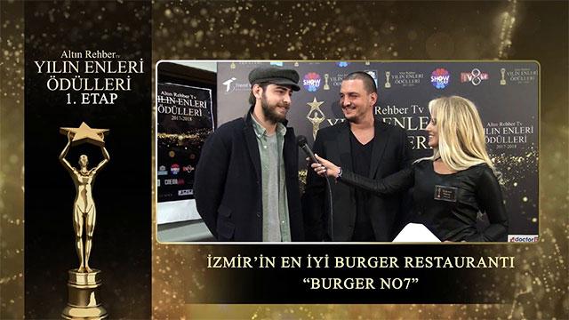 İzmir Burger No7
