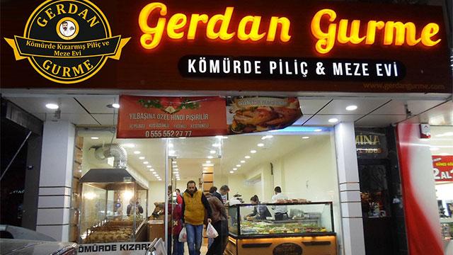 İzmir Gerdan Gurme