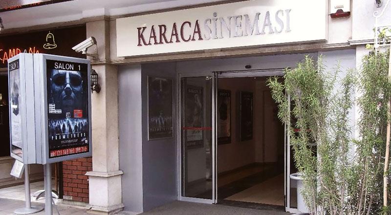 İzmir Karaca Sinemaları