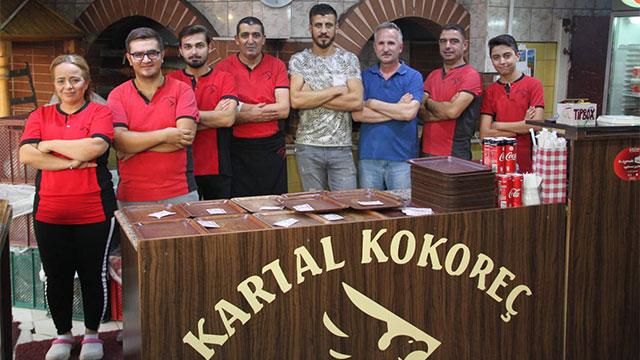 İzmir Kartal Kokoreç