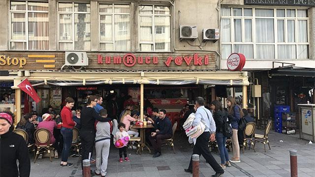 İzmir Kumrucu Şevki