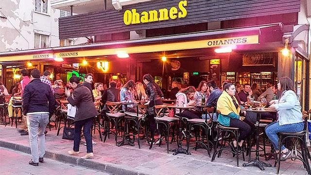 İzmir Ohannes Burger