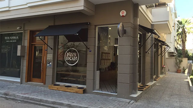 İzmir Pizza Locale