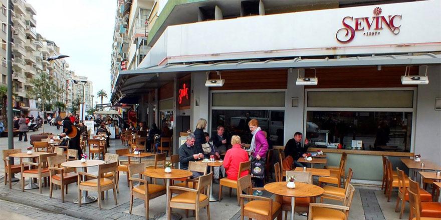 İzmir Sevinç Pastanesi
