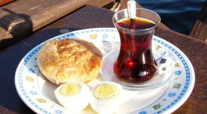 İzmir Sokak Lezzetleri - Boyoz