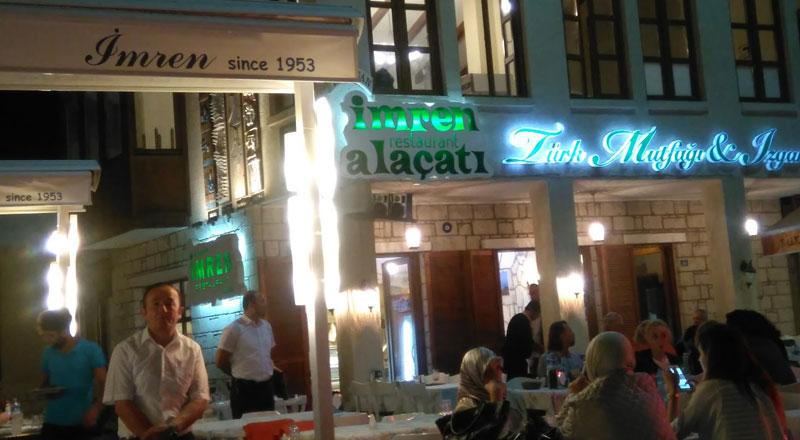 İzmir Tektekçi Alaçatı