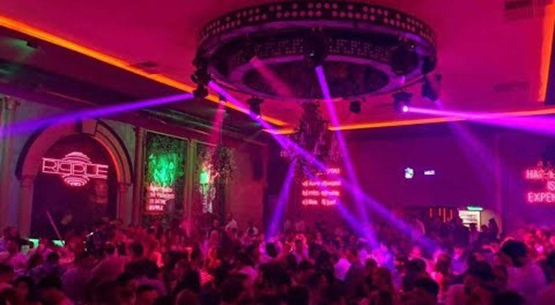 İzmir Ripple Alsancak Gece Kulübü