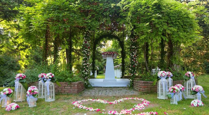 İzmir Edward Whittall Garden