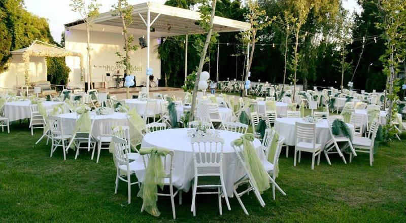 İzmir Bahhçe Wedding