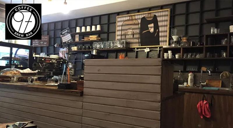 İzmir 97 Coffee & Brew Bar