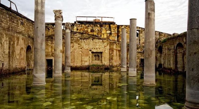 İzmir Allianoi Antik Kenti
