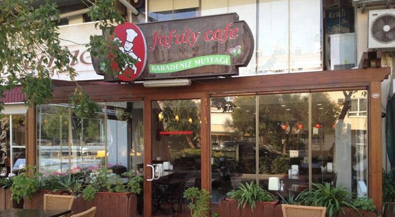 İzmir Fafuly Karadeniz Mutfağı