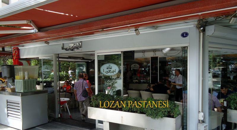 İzmir Lozan Pastanesi