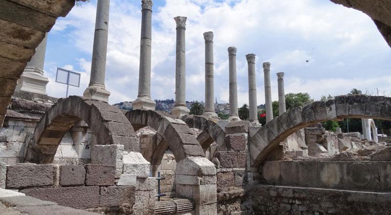İzmir Agora Açık Hava Müzesi
