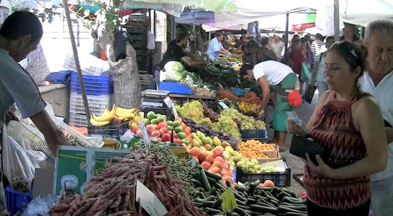 İzmir Alaçatı Pazarı