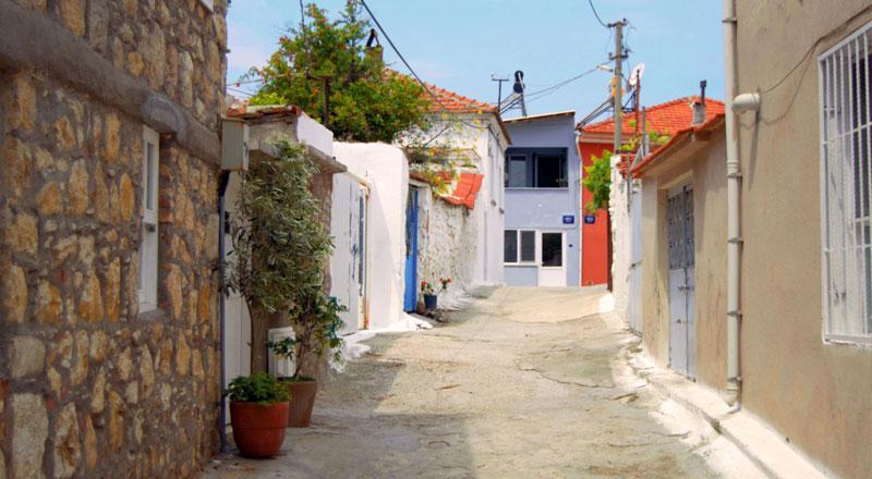 İzmir Barbaros Köyü