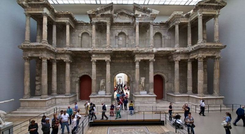 İzmir Bergama Müzesi