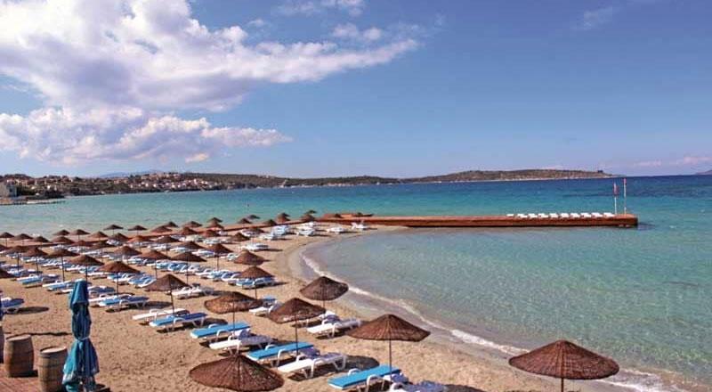 İzmir Boyalık Plajı