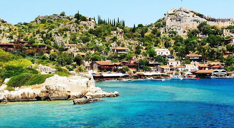 İzmir Çiçek Adaları