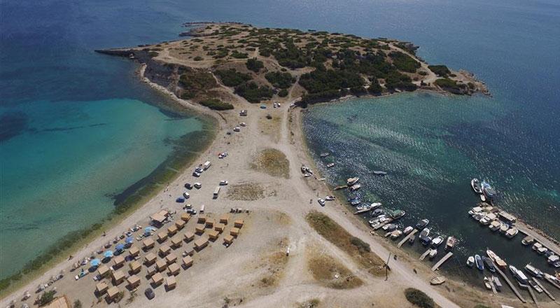 İzmir Demircili Plajı