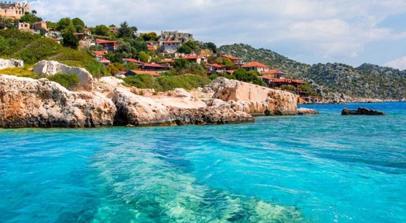 İzmir Foça Adaları