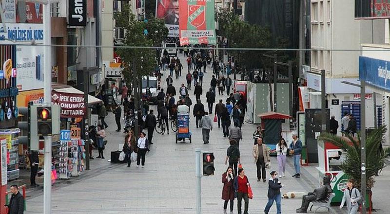 İzmir Karşıyaka Çarşısı