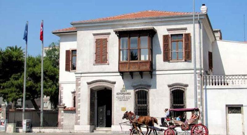 İzmir Kent Kütüphanesi