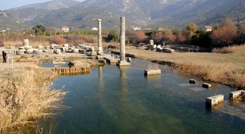 İzmir Klaros