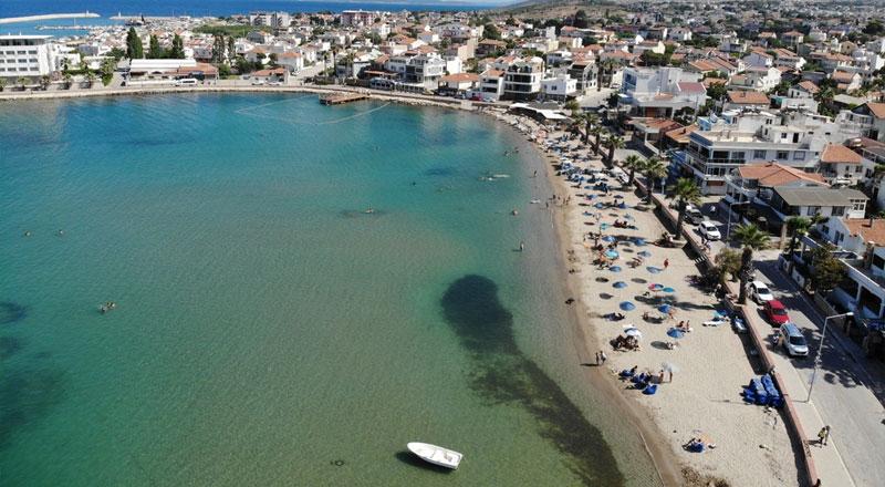 İzmir Kocakum Plajı