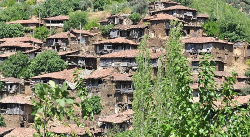 İzmir Lübbey Köyü