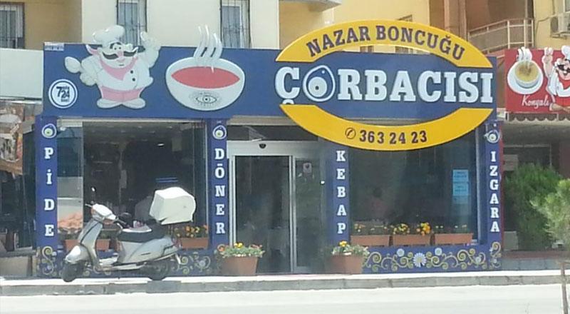 İzmir Nazar Boncuğu Çorba