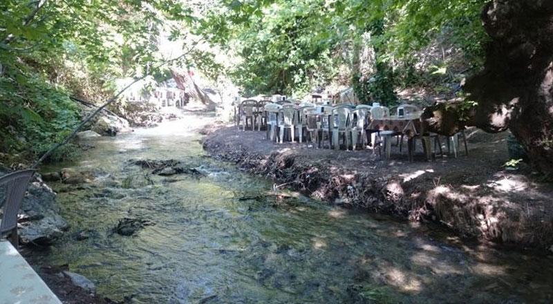 İzmir Nazarköy Kamp Alanı