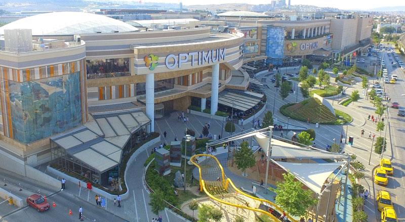 İzmir Optimum Alışveriş ve Eğlence Merkezi