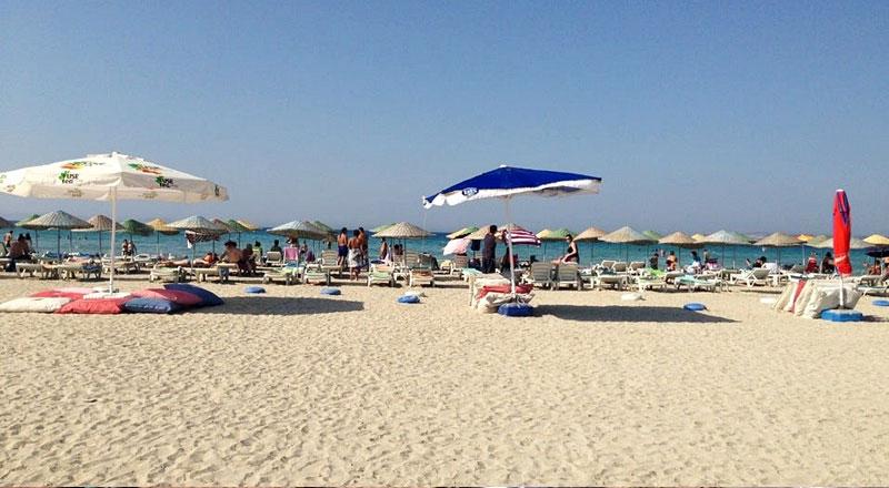 İzmir Pırlanta Plajı
