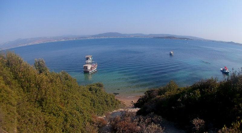 İzmir Pırnarlı Ada