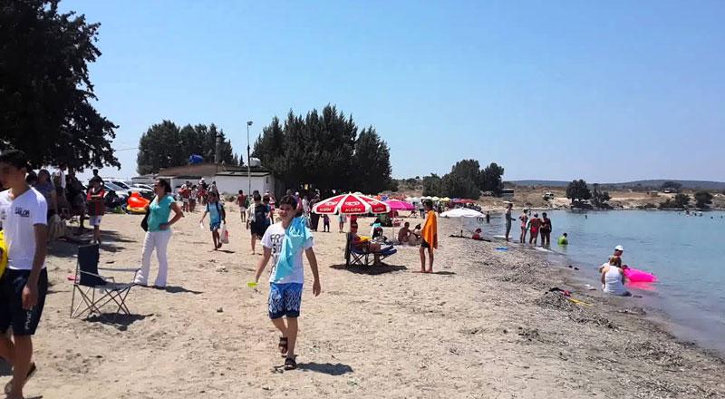 İzmir Şifne Plajı