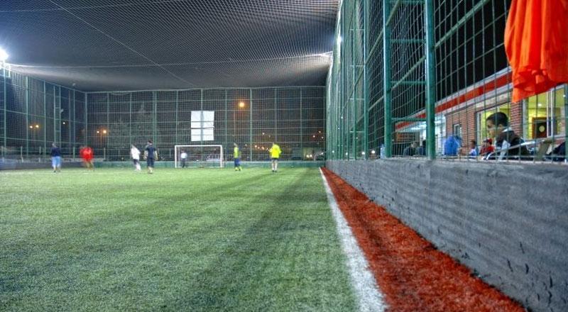 İzmir Langırt Spor Tesisleri