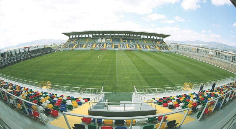 Bornova Aziz Kocaoğlu Stadyumu