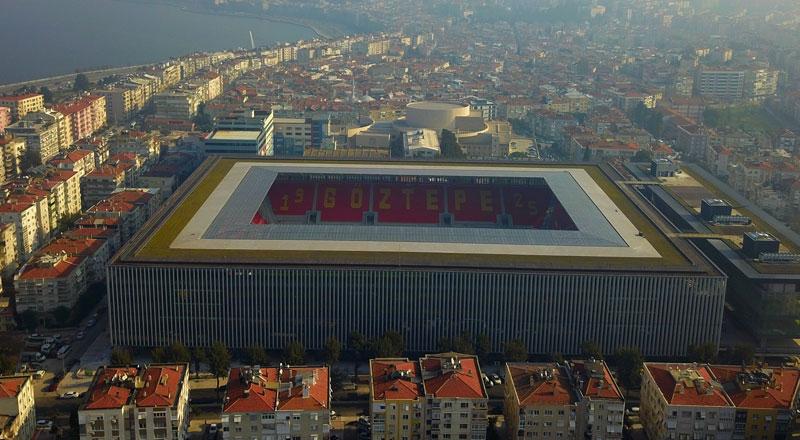 Gürsel Aksel Stadyumu