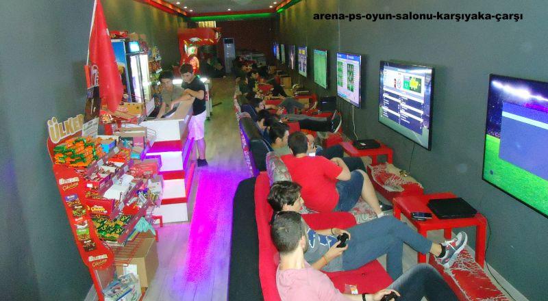 Ksk Arena Playstation Oyun Salonu